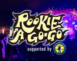 FUJI ROCK FESTIVAL'18 ROOKIE A GO-GO