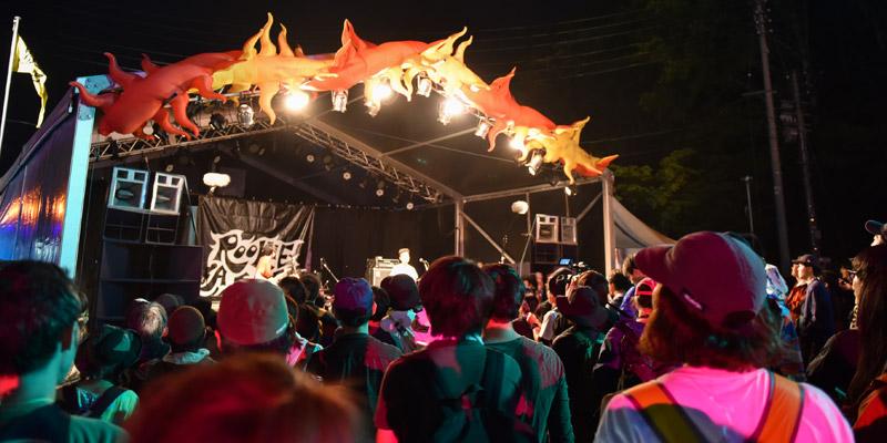 FUJI ROCK FESTIVAL'19 ROOKIE A GO-GO