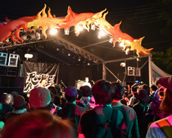 昨年のROOKIE A GO-GO出演者によるFRF'19出演権獲得企画『目指すはメインステージ』出演者1組を決めるのは「あなた」の1票!